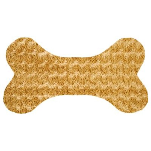 Bone Pillow- Camel Rose