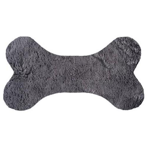 Bone Pillow- Wolfhound Grey