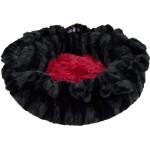 Lily Pod - Black Puma and Lipstick