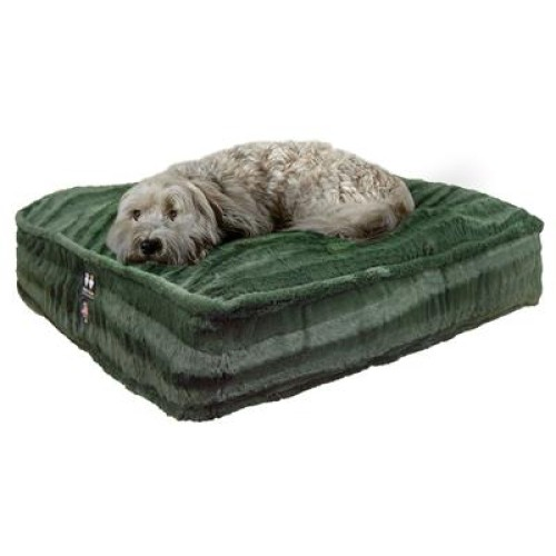 Sicilian Rectangle Bed Evergreen