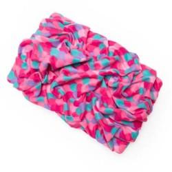 Pink Mermaid Printed Fleece Fabric Blanket Pet Bed