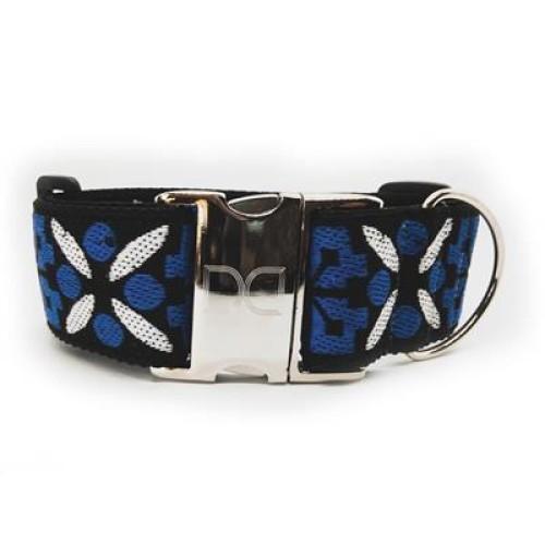 Moorea Extra Wide Dog Collar