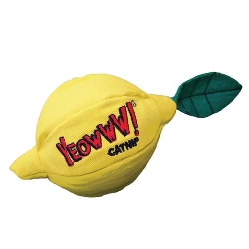 Duckyworld Yeowww! Sour Pusss! Lemon 3in