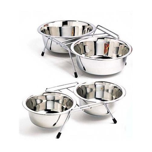 Ethical Products Spot Diner Time Stainless Double Diner 2qt