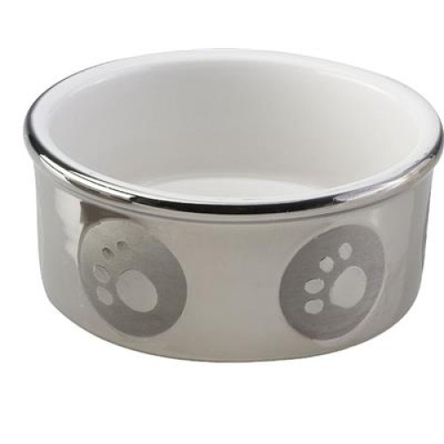 Ethical Products Spot Paw Print Titanium 5in