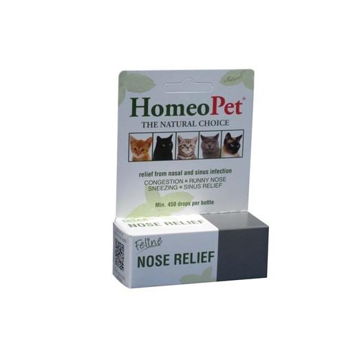 Homeopet Feline Nose Relief 15ml