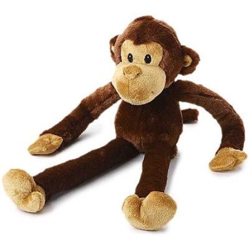 "Multipet Swingin Safari Monkey 22"""