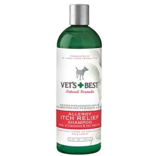 Veterinarian's Best Allergy Itch Relief Shampoo 16oz