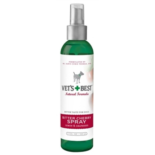 Veterinarian's Best Bitter Cherry Spray 7.5oz
