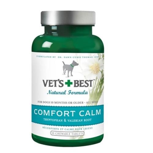 Veterinarian's Best Comfort Calm 30 Tabs