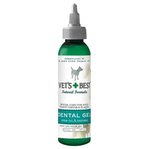 Veterinarian's Best Dental Gel 3.5oz