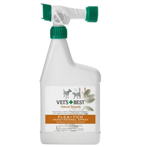 Veterinarian's Best Natural Flea and Tick Yard and Kennel 32oz
