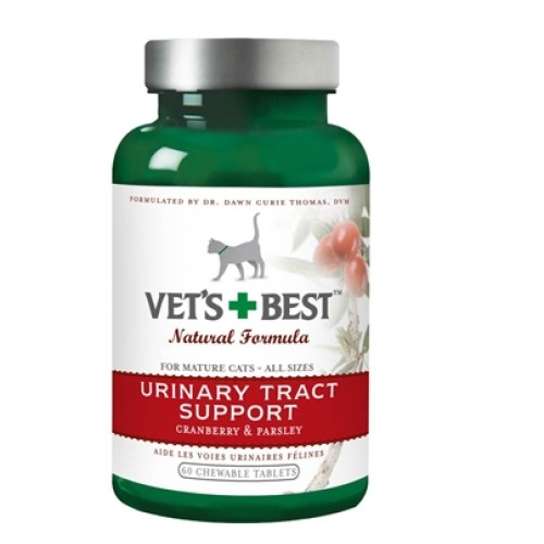 Veterinarian's Best Urinary Tract Support 60 Tabs