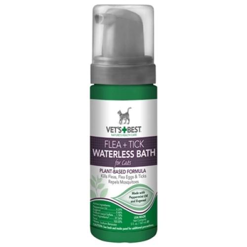 Vet's Best Flea + Tick Gentle Mist Spray for CATS 6.3oz