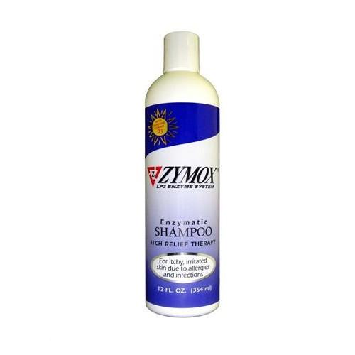 Zymox Enzymatic Shampoo Itch Relief 12oz